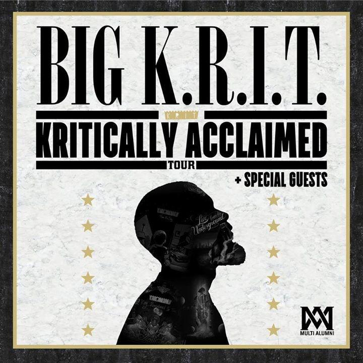 Big K.R.I.T. @ First Niagara Center - Buffalo, NY