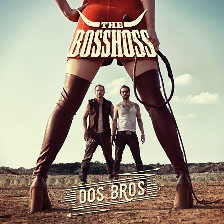 The BossHoss (Official) @ Download Festival - Donington, United Kingdom