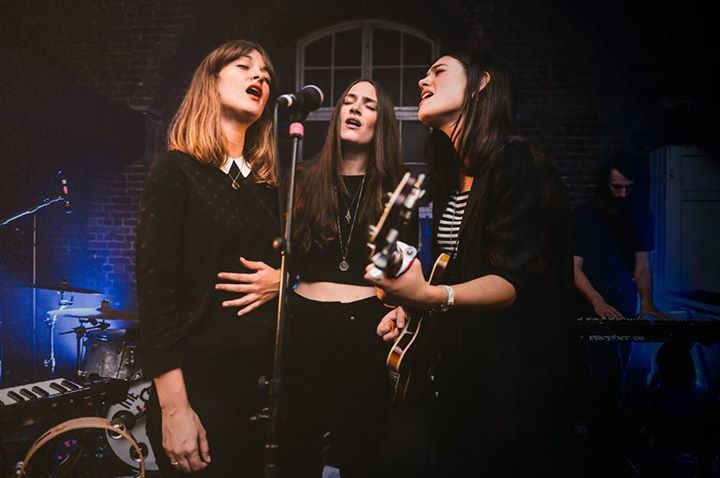 The Staves @ The Cross Road Club Festival - Oslo, Norway