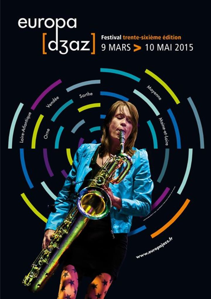 Céline Bonacina (Official page) @ Jardin de LIMUR - Vannes, France
