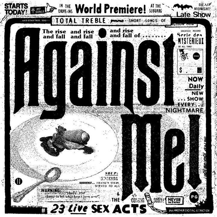 Against Me! @ Sydney Showgrounds - Sydney, Australia