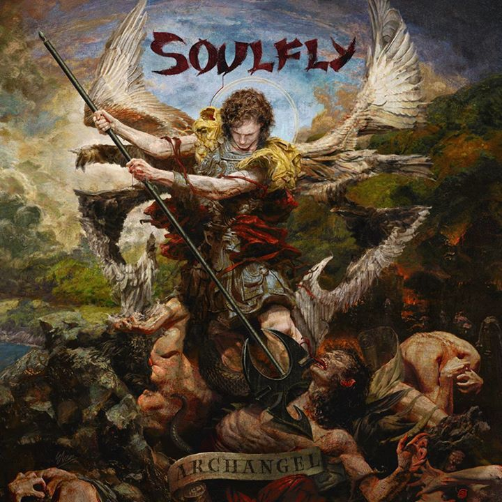 Soulfly @ Knitting Factory Concert House - Boise, ID