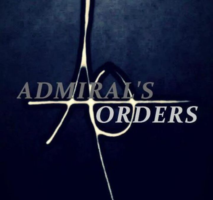 Admirals Orders Tour Dates