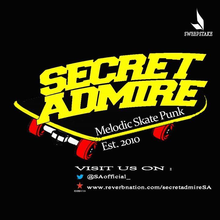 SECRET ADMIRE Tour Dates