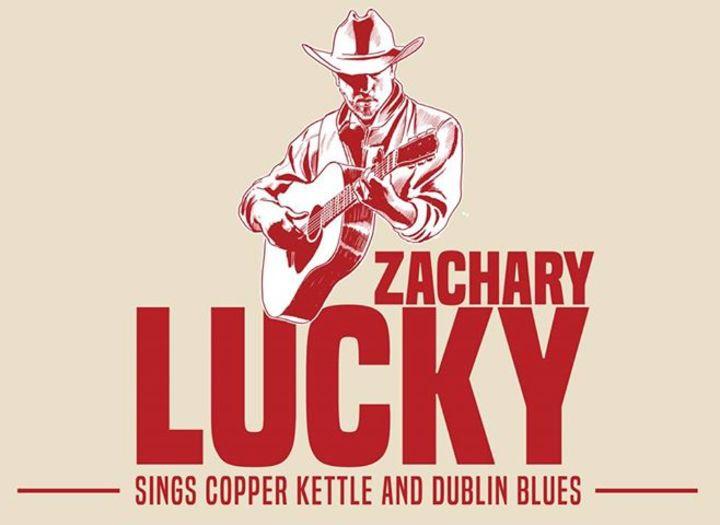 Zachary Lucky @ AMERICANA MUSIC FESTIVAL - Nashville, TN