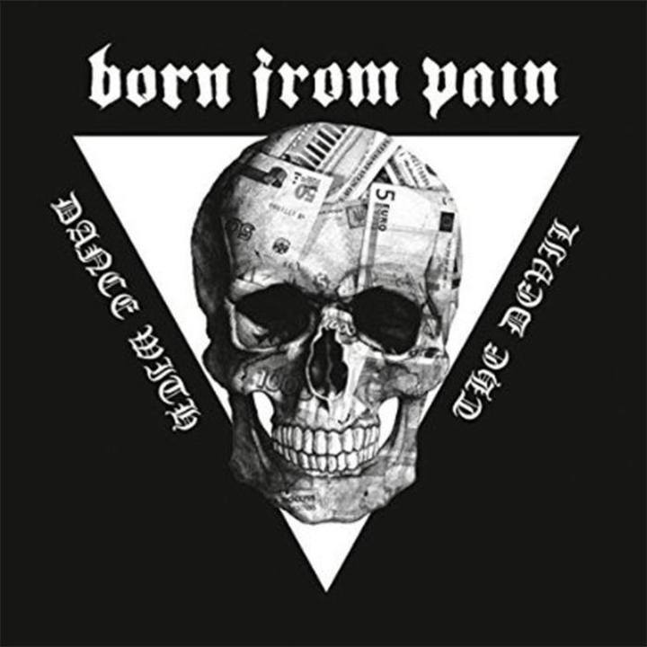 Born From Pain @ Alter Stadtbahnhof - Schweinfurt, Germany