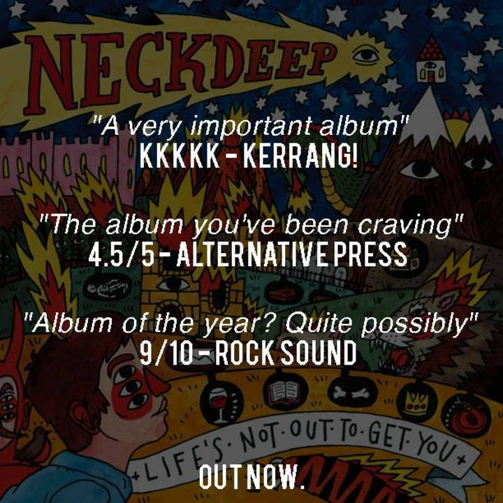 Neck Deep Tour Dates