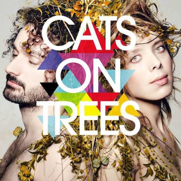 Cats On Trees @ Festival TSB - Montceau Les Mines, France