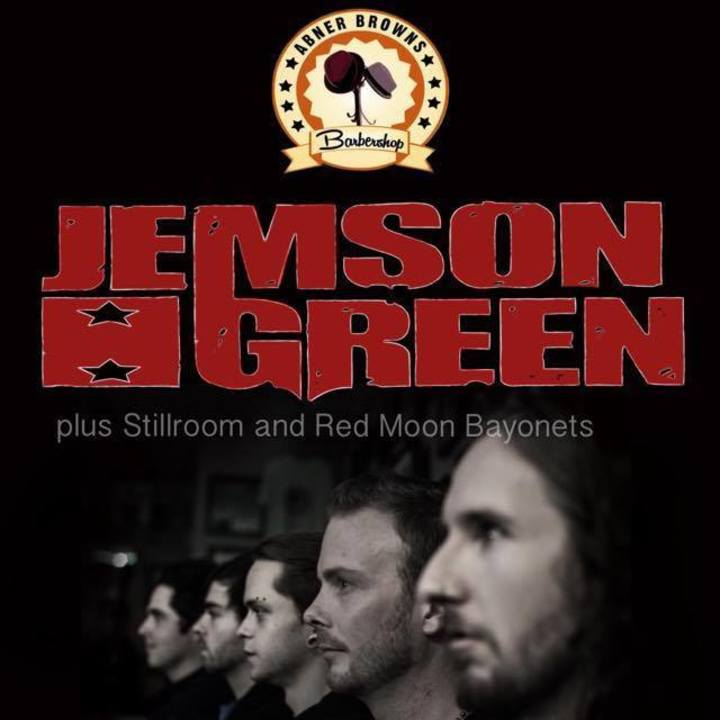 Jemson Green Tour Dates
