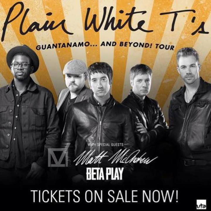 Plain White T's Tour Dates