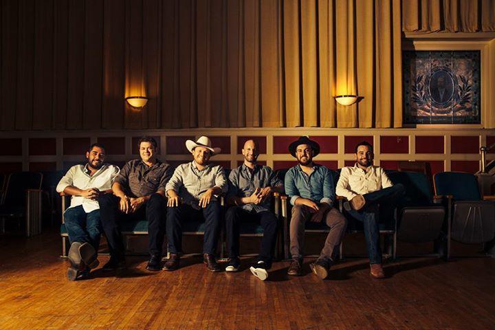 Josh Abbott Band @ Revolution! Music Room - Little Rock, AR