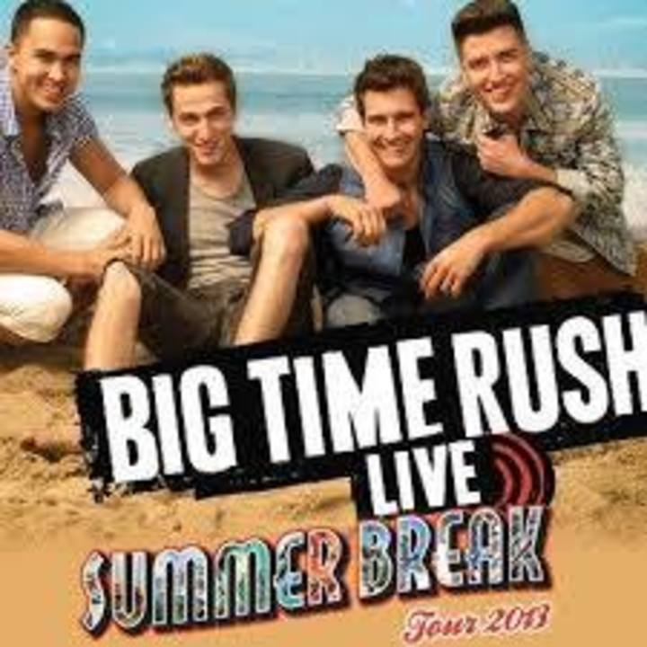 I love Big Time Rush and One Direction Tour Dates
