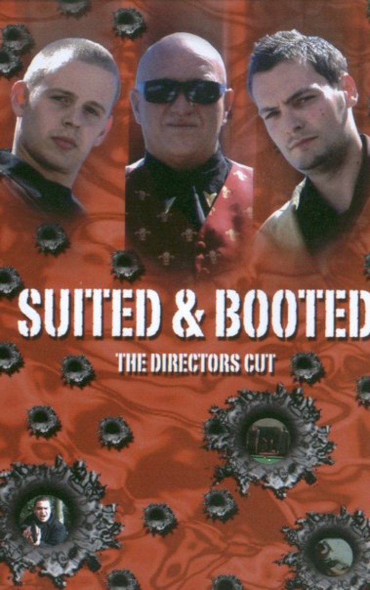 Suited and Booted Tour Dates