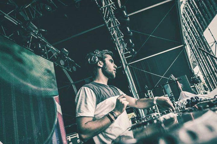 Francisco Cunha - DJ Page @ Festas da Amareleja - Amareleja, Portugal