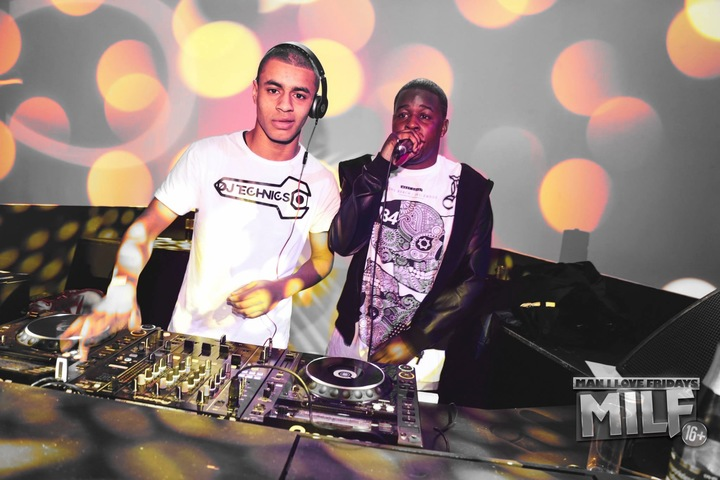 DJ Technics Tour Dates