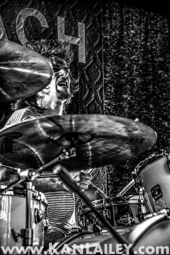 Liam Kearley Drums Tour Dates