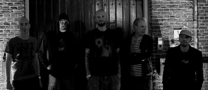 Downriver Dead Men Go @ Studio Gonz - Gouda, Netherlands