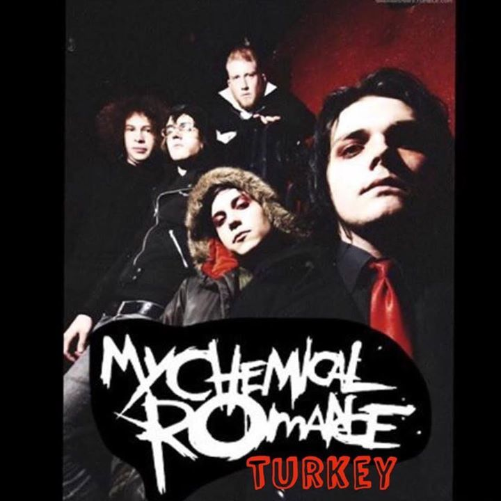My Chemical Romance Turkey Tour Dates