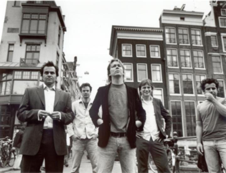 Van Dik Hout @ Paradiso Grote Zaal - Amsterdam, Netherlands