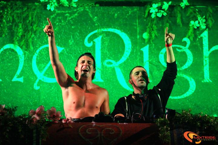 DIMITRI VEGAS & LIKE MIKE @ Pacha Ibiza - Ibiza, Spain