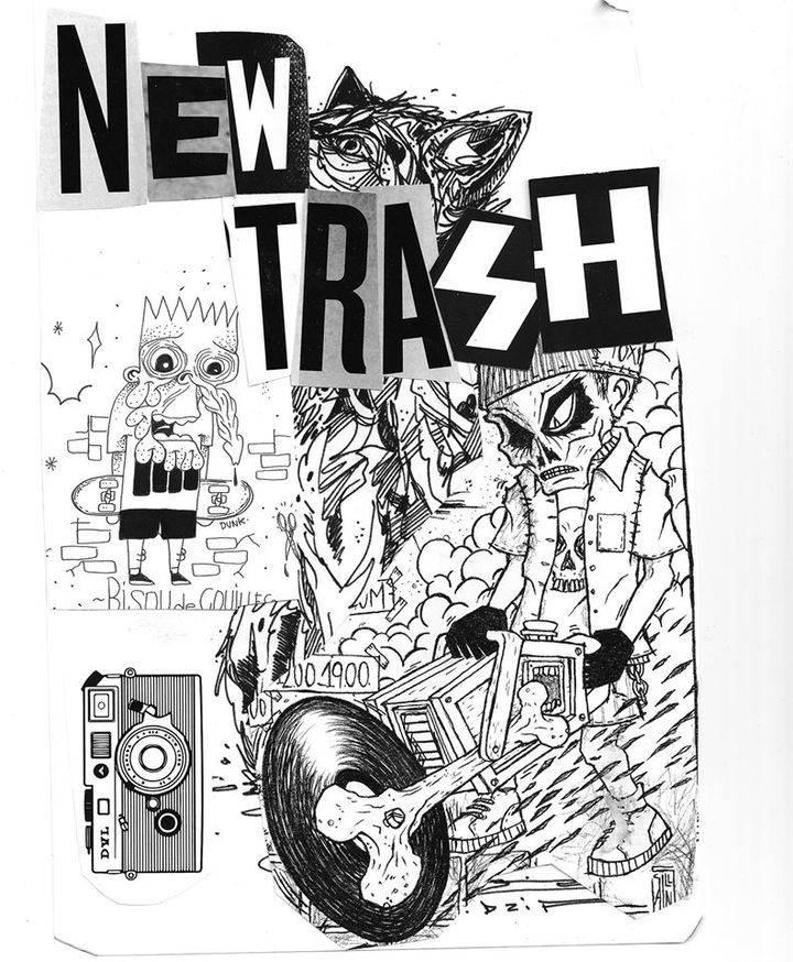 New Trash Tour Dates