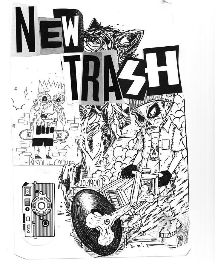 New Trash Tour Dates