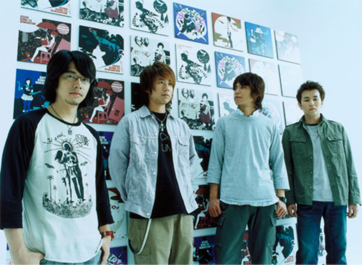 ASIAN KUNG-FU GENERATION Tour Dates