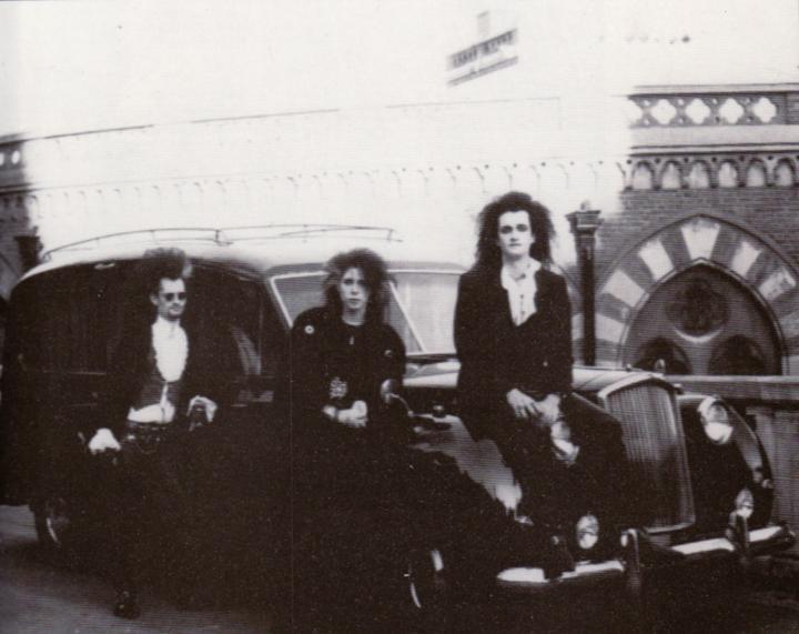 Nosferatu Tour Dates