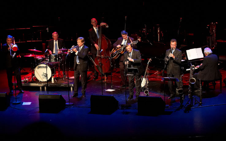 Dutch Swing College Band Tour Dates
