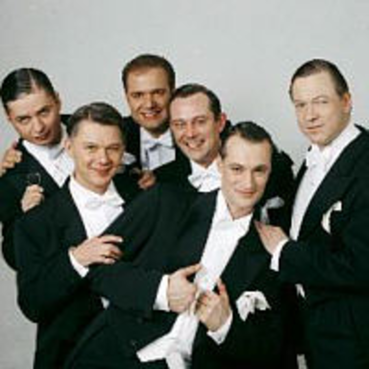 BERLIN COMEDIAN HARMONISTS @ Brunnentheater - Helmstedt, Germany