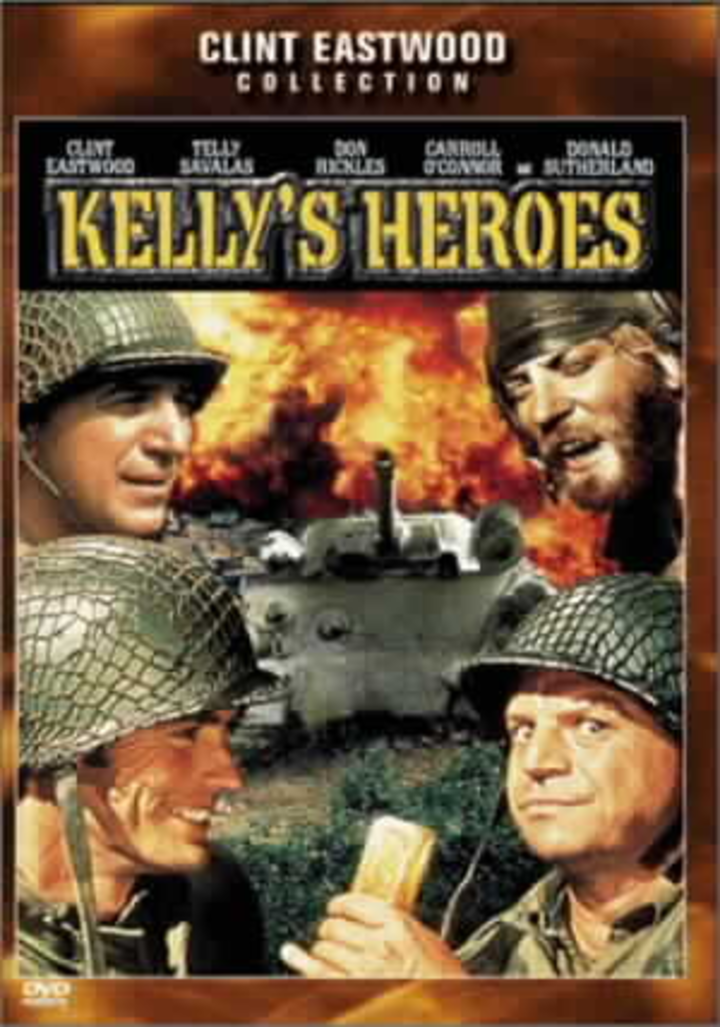 Kelly's Heroes Tour Dates
