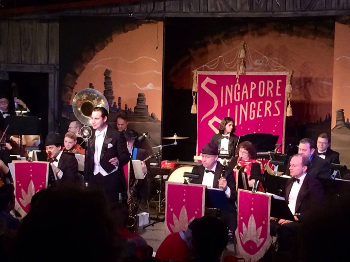 The Singapore Slingers Tour Dates