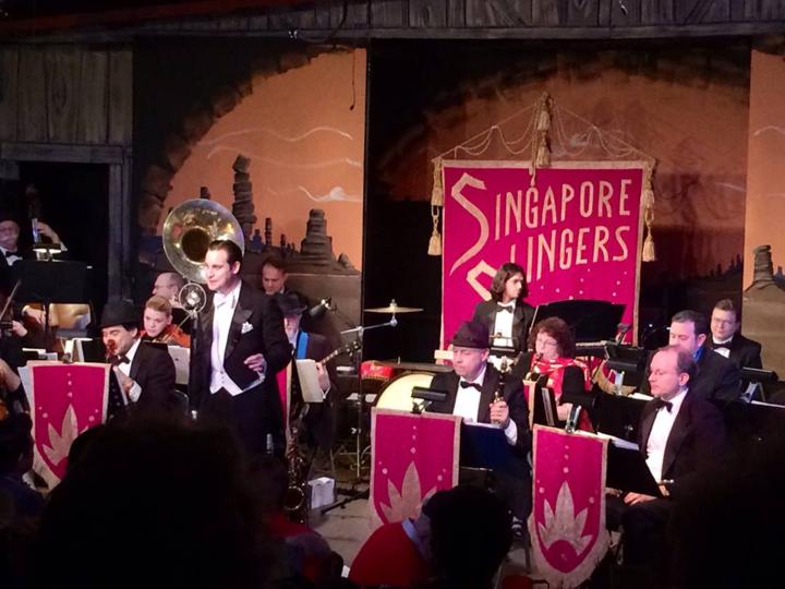 The Singapore Slingers @ The Kessler - Dallas, TX