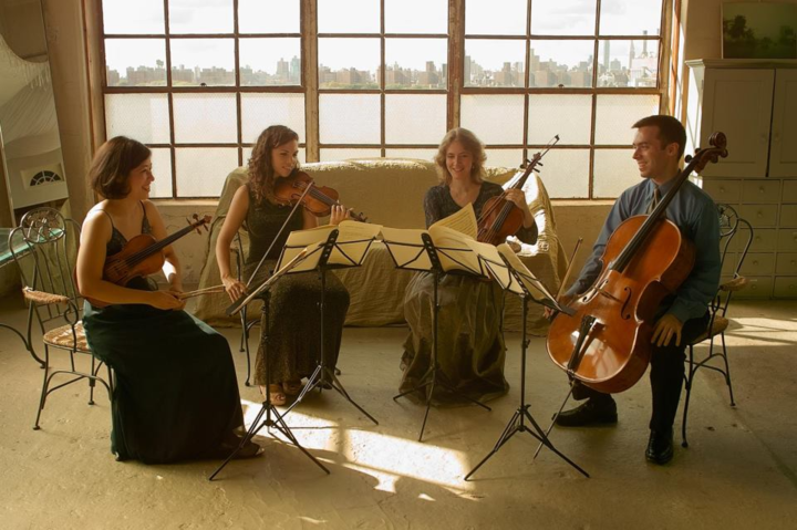 Momenta Quartet Tour Dates