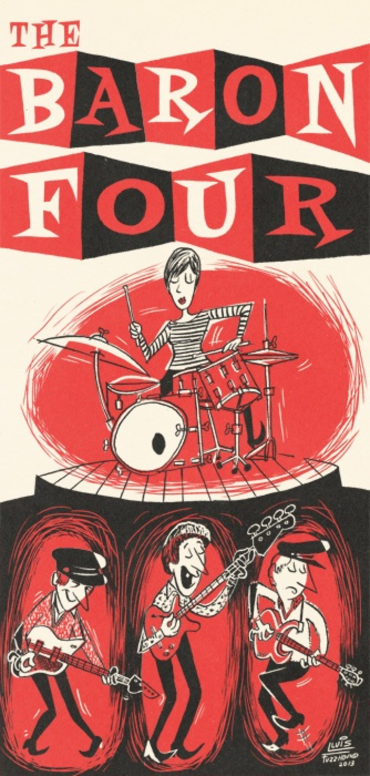 The Baron Four Tour Dates