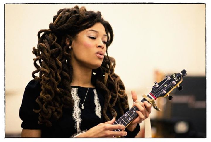 Valerie June @ The Stage Club - Hamberg, Germany