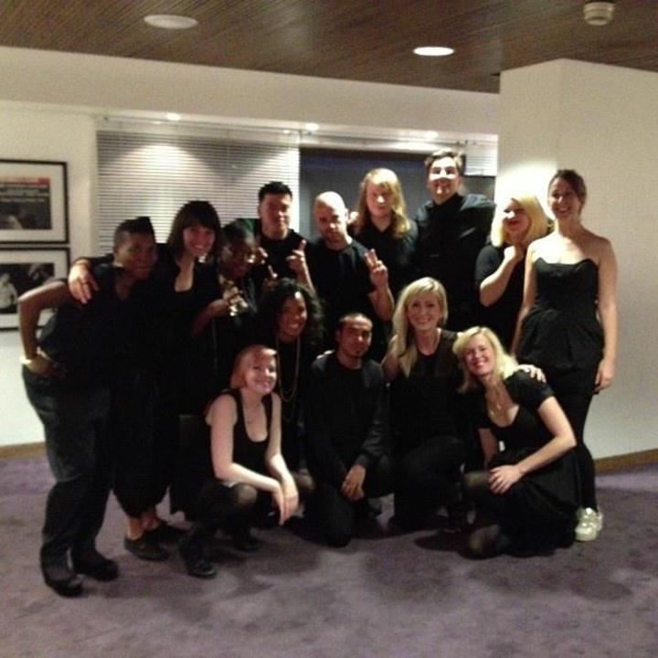 The Roundhouse Experimental Choir @ Hoxton Square Bar & Kitchen - London, United Kingdom