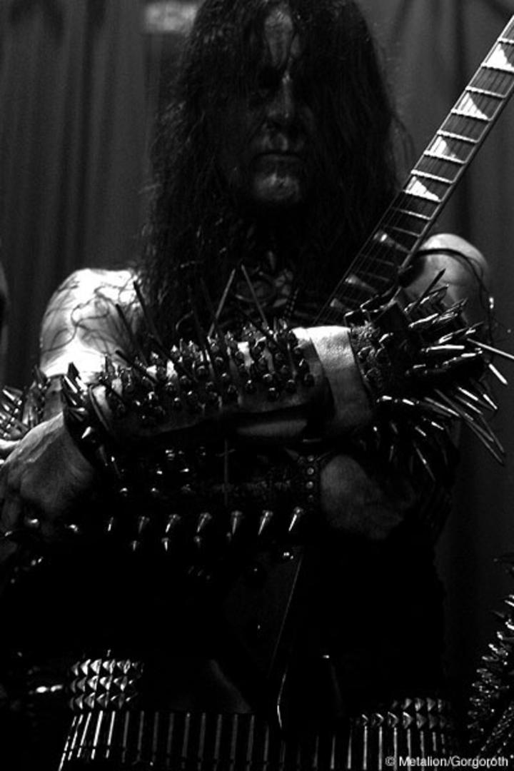 Gorgoroth @ Progresja Music Zone - Warsaw, Poland