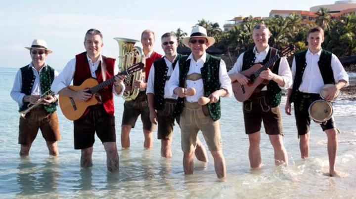 Die Cuba Boarischen Tour Dates
