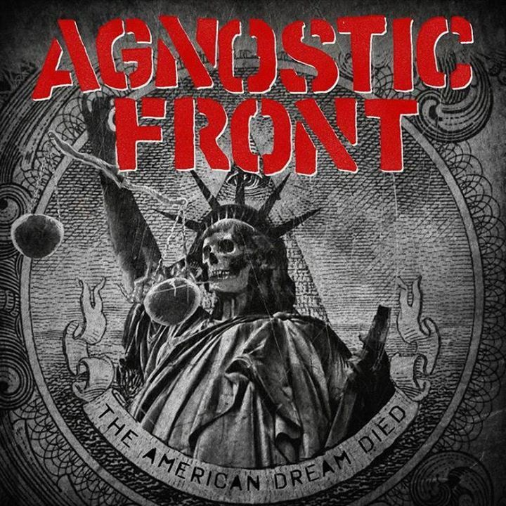 Agnostic Front @ The Tivoli - Buckley, United Kingdom