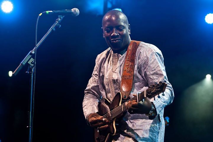 Vieux Farka Touré @ Music On The Hill  - Evansville, IN