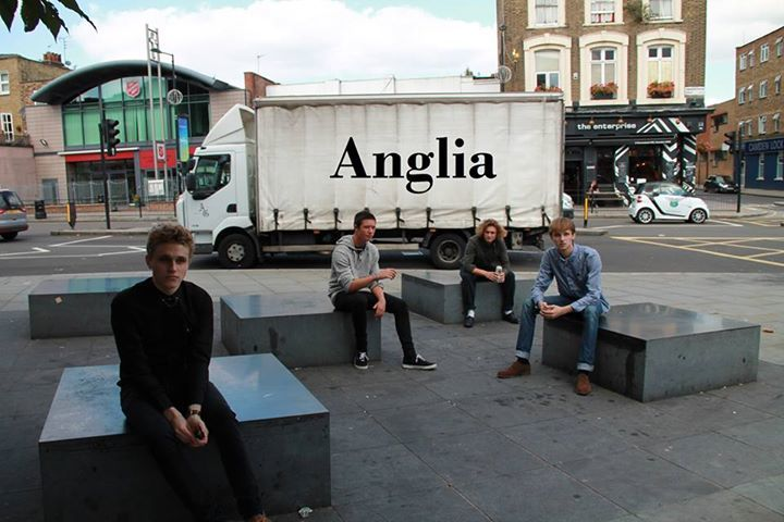 Anglia Tour Dates