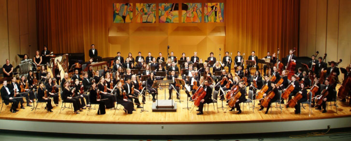 Frost Symphony Orchestra Tour Dates