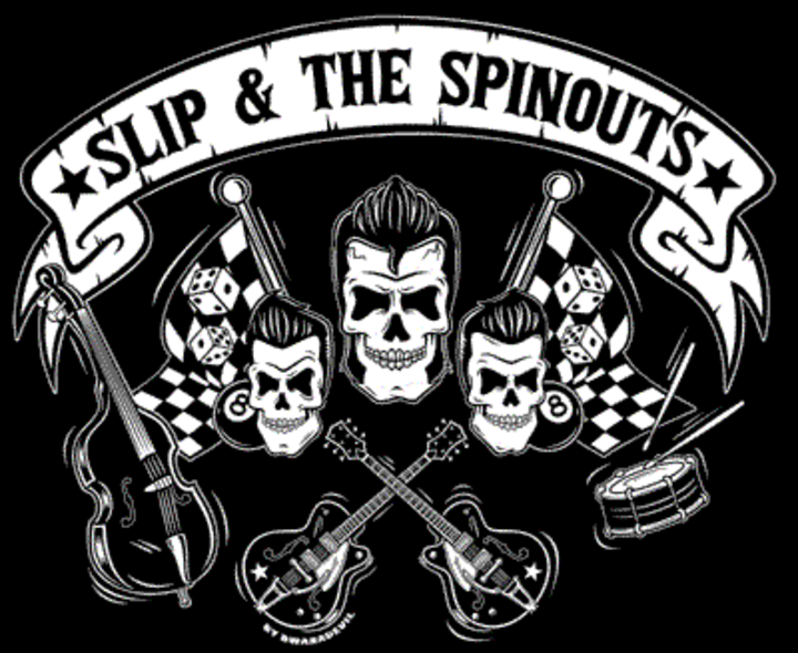 Slip and the Spinouts Tour Dates