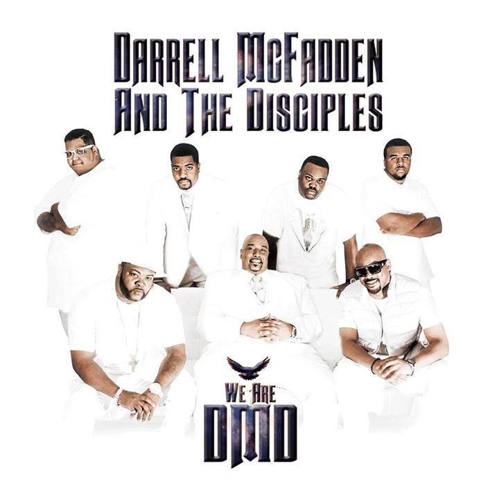 The OFFICIAL Darrell Mcfadden & the Disciples FAN PAGE Tour Dates