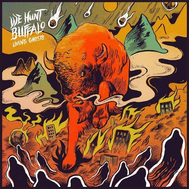We Hunt Buffalo @ Venue - Vancouver, Canada