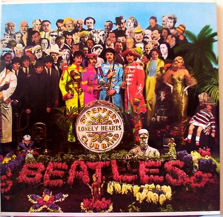 SGT Pepper's Lonely Hearts Club Band Tour Dates