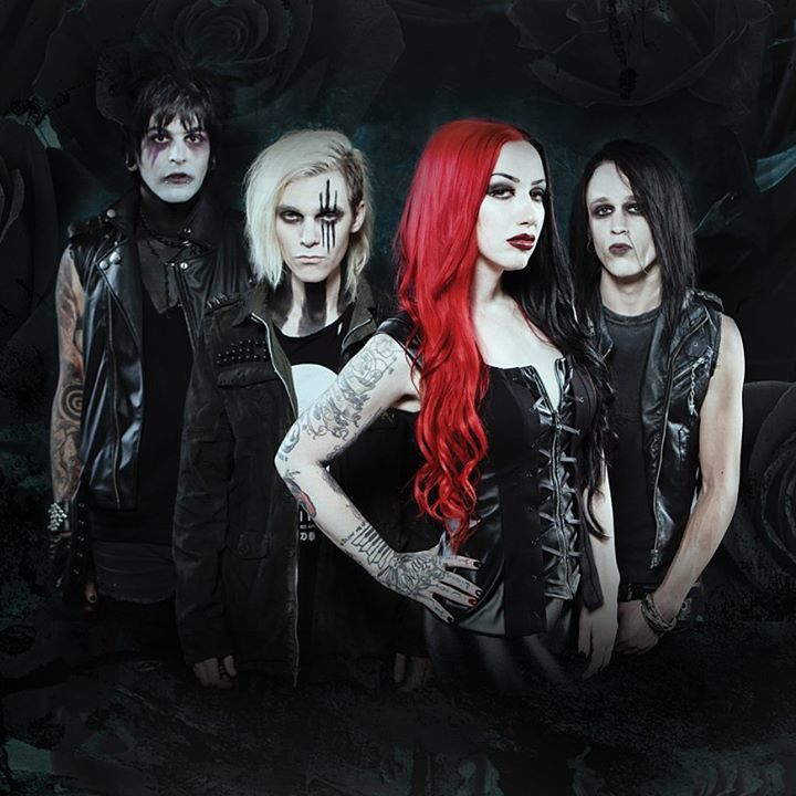 New Years Day Tour Dates