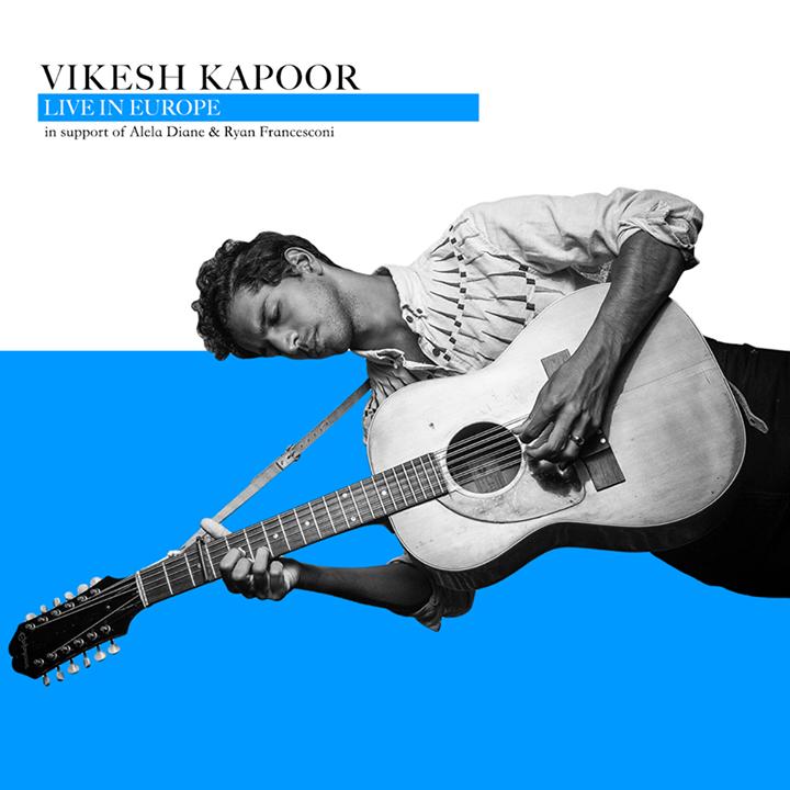 Vikesh Kapoor @ Komedia - Brighton, United Kingdom