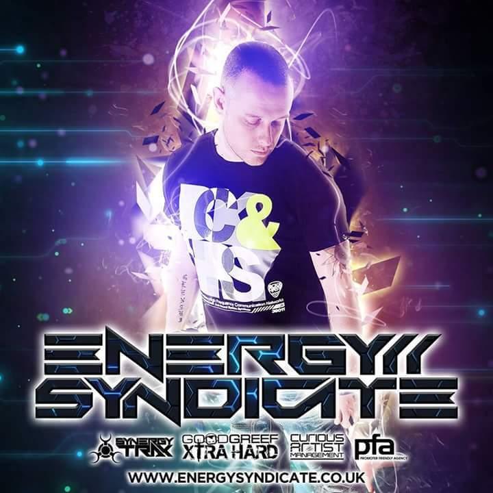 ENERGY SYNDICATE Tour Dates